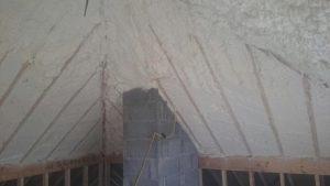 Spray foam Insulation