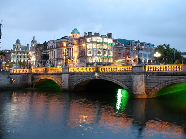 Dublin City UK
