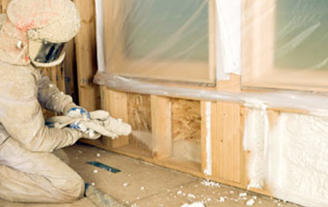 Soundproofing Insulation Spray Foam Sound Insulation